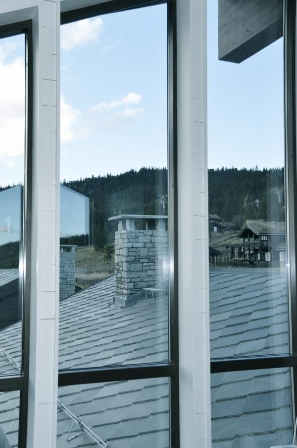 Kvitfjell Lodge andre etasje