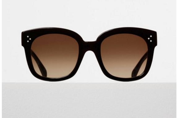 CELINE sun glasses. En av mine favoritt-solbriller, kanskje the favoritt-brille er Celines. Selv sverger jeg til de største.